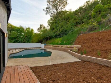 middleton backyard pool
