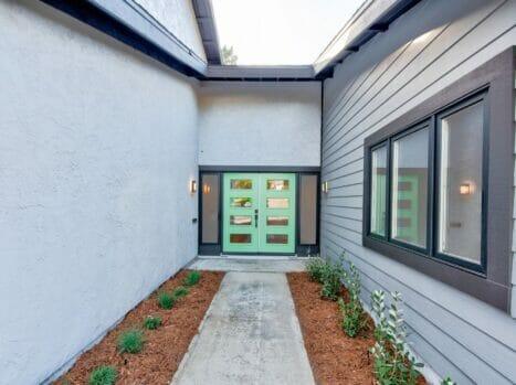 middleton front door