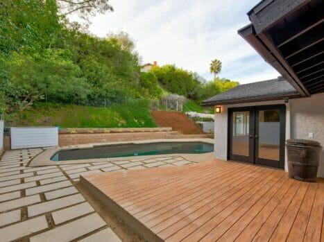 middleton backyard pool deck