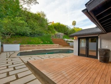 middleton backyard pool deck