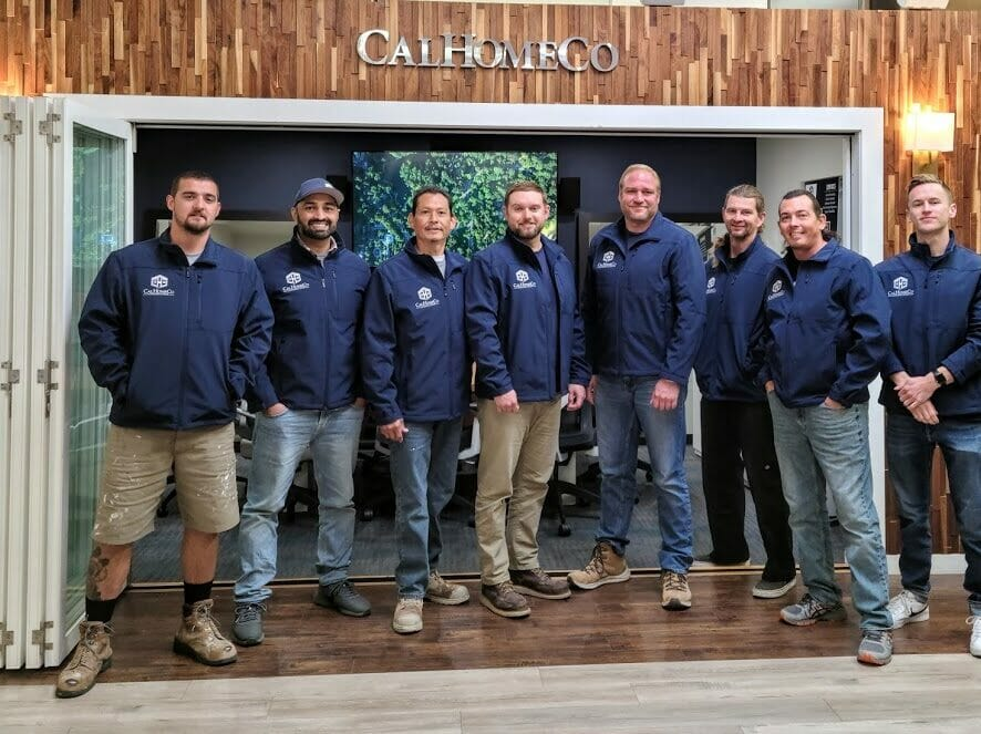 calhomeco construction team